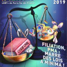 Marche des Fiertés LGBT+ de Paris Ile-de-France