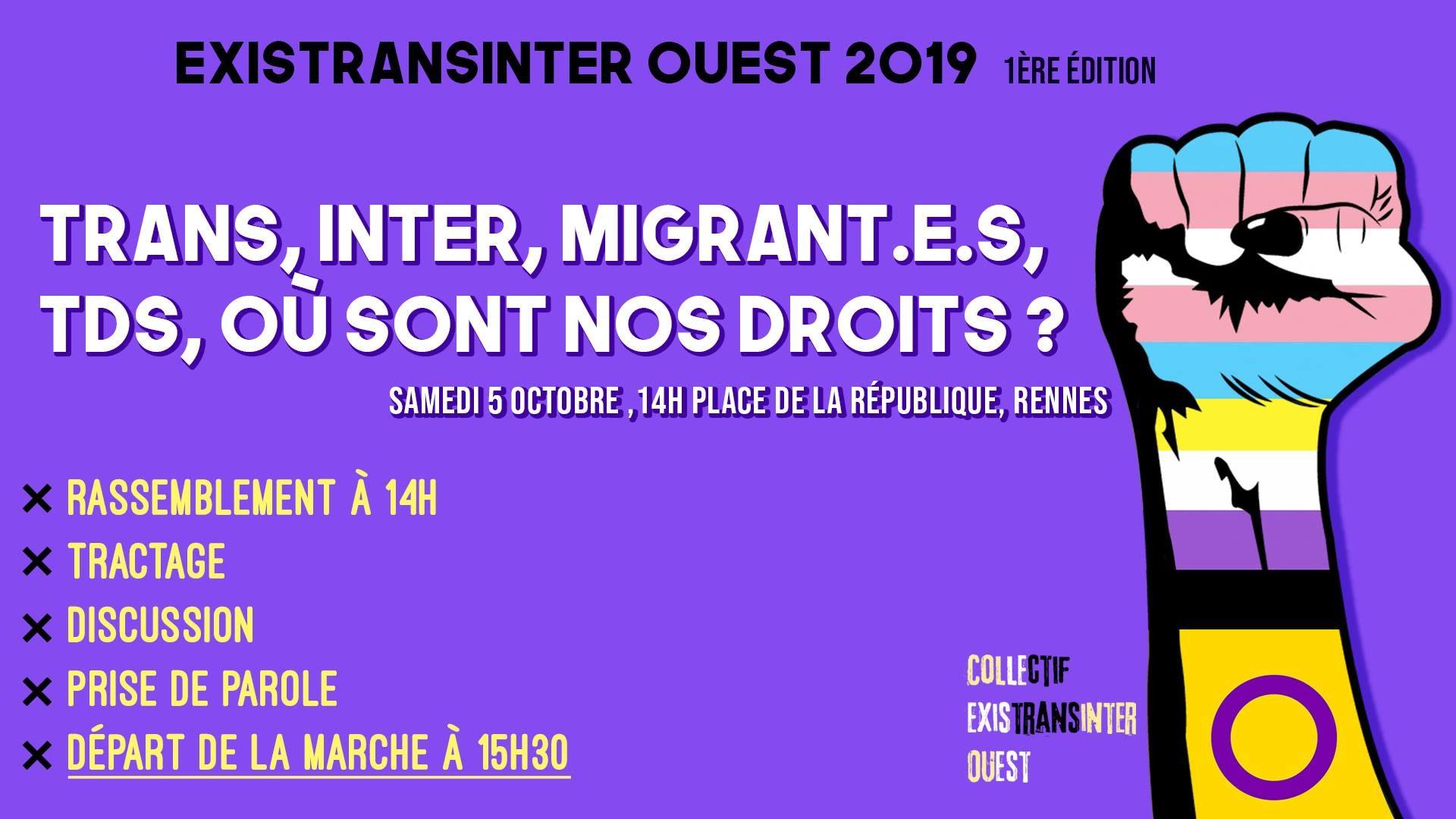 ExisTransInter Ouest 2019