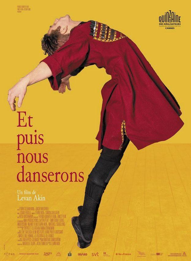 « Et puis nous danserons », un film de Levan Akin (2019)