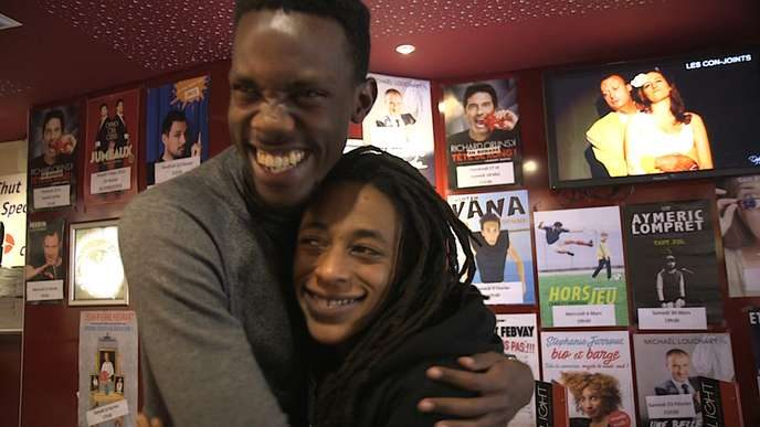 « Coming-out en France et en Afrique », France.tv Slash (2019)