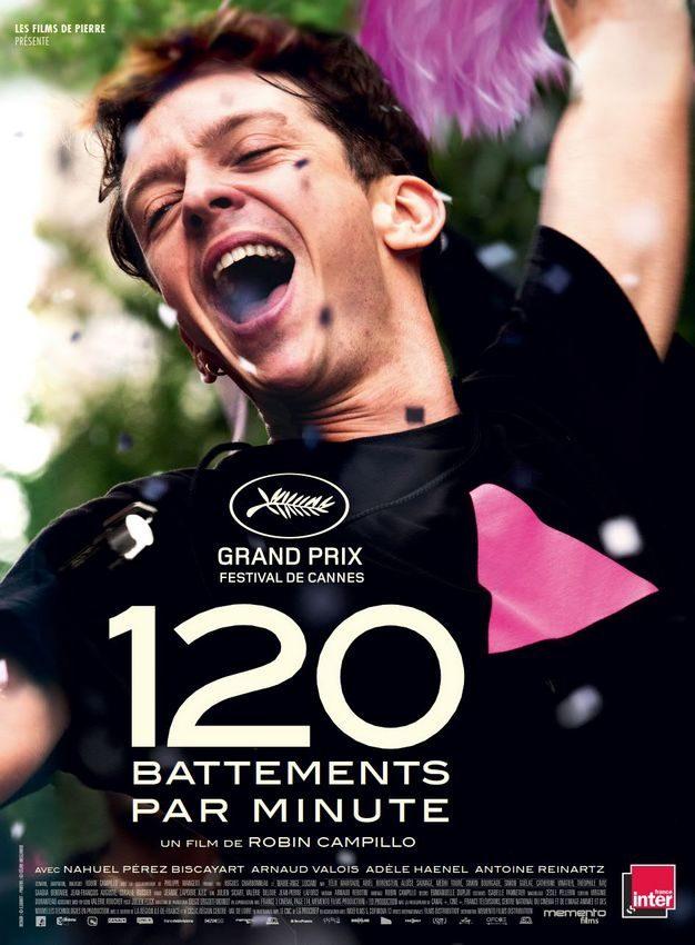 « 120 battements par minute », un film de Robin Campillo (2017)