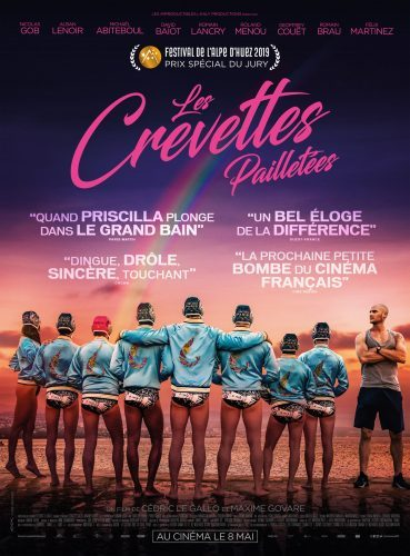 « Les crevettes pailletées », un film de Cédric Le Gallo, Maxime Govare (2019)