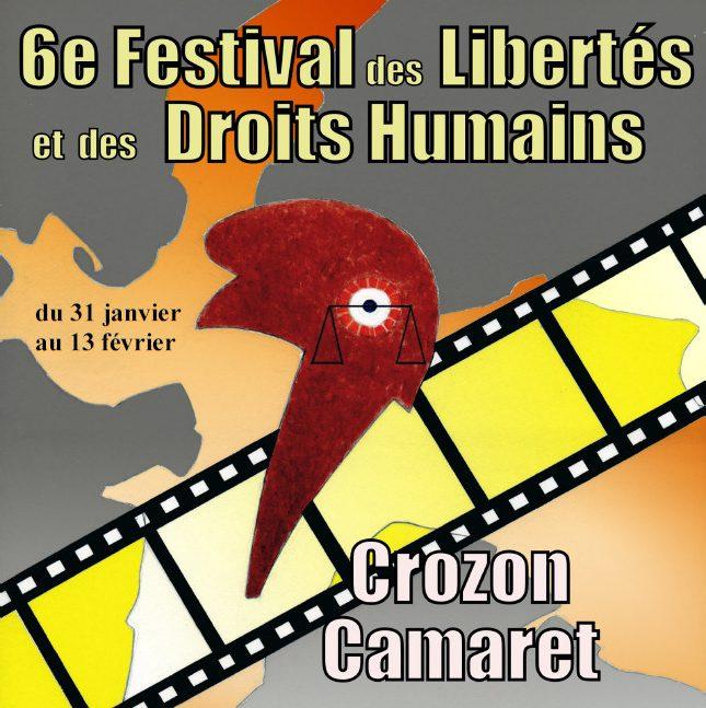 6ème festival des libertés et des droits humains organisé par la LDH de la Presqu'Île de Crozon