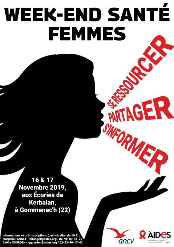 Week-End Santé à destination des Femmes